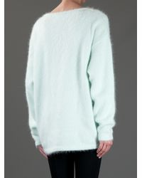 Stine Goya - Green Mystique Sweater - Lyst