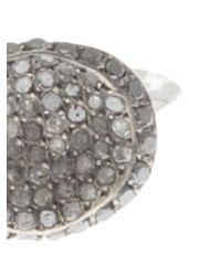 Rosa Maria - Metallic 'beenu' Ring - Lyst