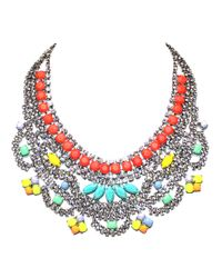 Tom Binns - Multicolor 'soft Power' Bib Necklace - Lyst