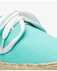 Forever 21 - Green Espadrille Sneakers - Lyst