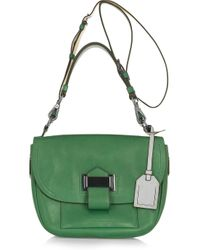 Reed Krakoff | Green Leather Shoulder Bag | Lyst