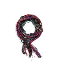 Venessa Arizaga - Blue Flowers in December Chain Bracelet - Lyst
