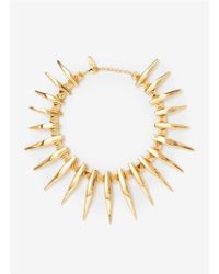 Giuseppe Zanotti - Metallic Hardware-detail Necklace - Lyst