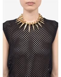 Giuseppe Zanotti | Metallic Hardware-detail Necklace | Lyst