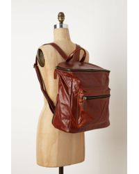 Anthropologie - Brown Cupric Backpack - Lyst