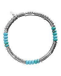 Links of London | Blue Xs Sweetie Bracelet | Lyst