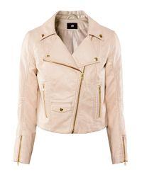 H&M | Pink Jacket | Lyst