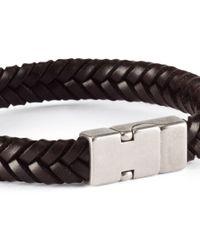 H&M | Brown Bracelet for Men | Lyst