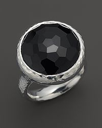 Ippolita - Metallic Lollipop Ring In Black Onyx - Lyst