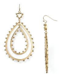 Kendra Scott | Metallic Rumer Earrings | Lyst
