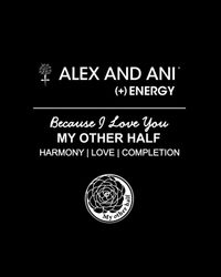 ALEX AND ANI - Metallic My Other Half Expandable Wire Bangle - Lyst