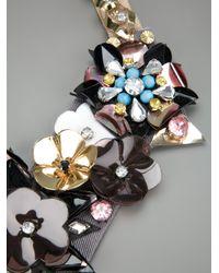 Amen - Multicolor Embellished Necklace - Lyst