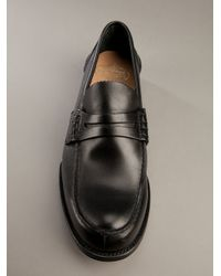 Church's | Black Pembrey 9 Prestige Loafer for Men | Lyst