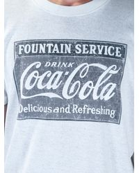 Dolce & Gabbana | Gray Coca Cola T-Shirt for Men | Lyst