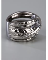 Dyrberg/Kern - Metallic Wendolyn Ring - Lyst