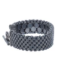 Laura B - Gray Casablanca Bracelet for Men - Lyst