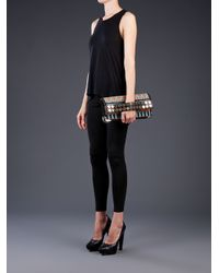 MSGM - Multicolor Clutch - Lyst