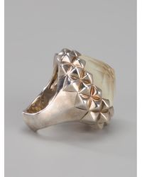 Stephen Webster - Metallic Superstud Chunky Ring - Lyst