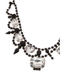 Tom Binns - Black Vintage Bib Necklace - Lyst