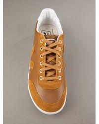 Veja - Brown Leather Sneaker for Men - Lyst