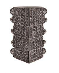 Vivienne Westwood | Metallic Armour Ring | Lyst