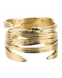 Wouters & Hendrix | Metallic Bamboo Ring | Lyst