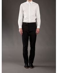 Carol Christian Poell - Black Slim Trousers for Men - Lyst