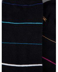 BOSS Orange - Black Double Pack Socks for Men - Lyst