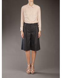 Gucci | Gray City Shorts | Lyst