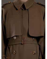 Jean Paul Gaultier - Brown Trench Coat - Lyst