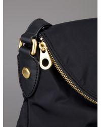 Marc By Marc Jacobs | Black Sasha Nylon Shoulder Bag | Lyst