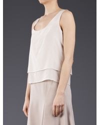 The Row - White 'melody' Tunic - Lyst