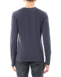 American Vintage | Blue Denver Tshirt | Lyst