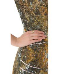 Aurelie Bidermann - Metallic Icare Ring - Lyst
