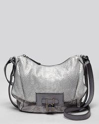 Kooba | Silver Shoulder Bag Gabby Slouchy Long | Lyst