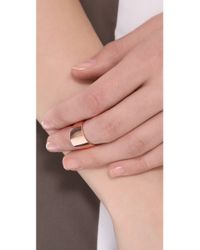 Kristen Elspeth | Pink Myth Knuckle Ring | Lyst