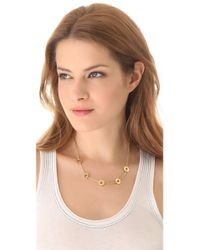 Marc By Marc Jacobs - Metallic Bolts Necklace - Lyst