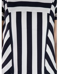 Marc By Marc Jacobs | White Striped Top | Lyst