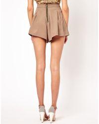 Naven - Natural Monroe Shorts for Men - Lyst