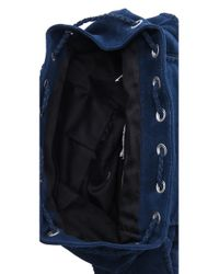 Simone Camille - Blue Skylar Backpack - Lyst
