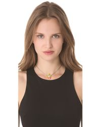 Tom Binns - Multicolor Electro Clash Nova Pendant Necklace - Lyst