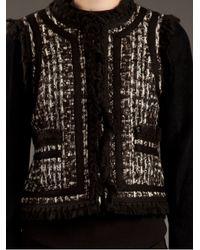 Tory Burch | Black Blazer | Lyst
