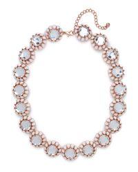 BaubleBar - Pink Peony Bloom Strand - Lyst