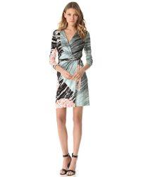Diane von Furstenberg | Multicolor Jenn Dress | Lyst