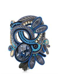 Dori Csengeri | Blue Icarus Bracelet | Lyst