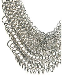 PUMA - Metallic Just Acces Grease Necklace - Lyst