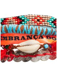 Hipanema | Multicolor Beach Friendship Bracelet | Lyst