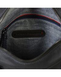 Tommy Hilfiger - Black Mens Cameron Reporter Bag for Men - Lyst