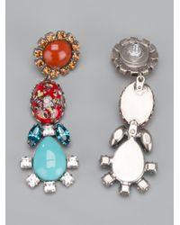 DANNIJO | Multicolor Eddie Earrings | Lyst