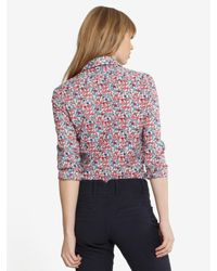 Joules - Multicolor Maywell Ditsy Floral Shirt - Lyst